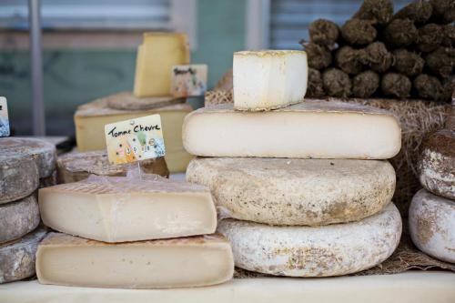 The finest cheeses in the world!