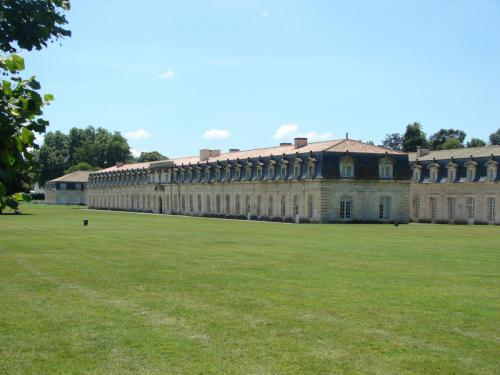 The Corderie museum at Rochefort