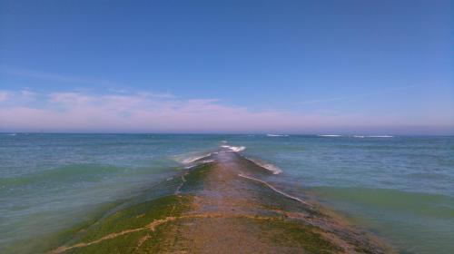 View from the Ile de Ré